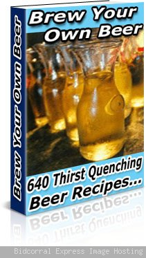 Bidcorral Item Over 640 Thirst Quenching Beer Recipes eBook Home Brew